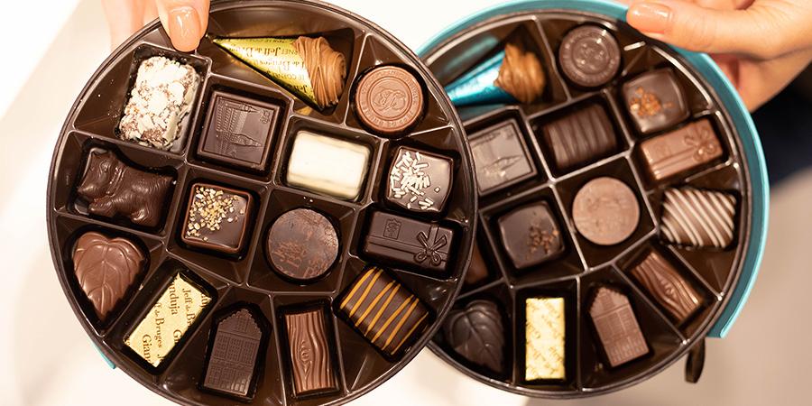 Jeff de Bruges - chocolatier - Cambrai