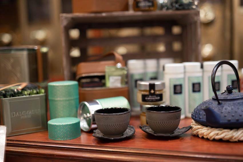 1924 un Monde de Cafés : cafés, thés et salon de dégustation