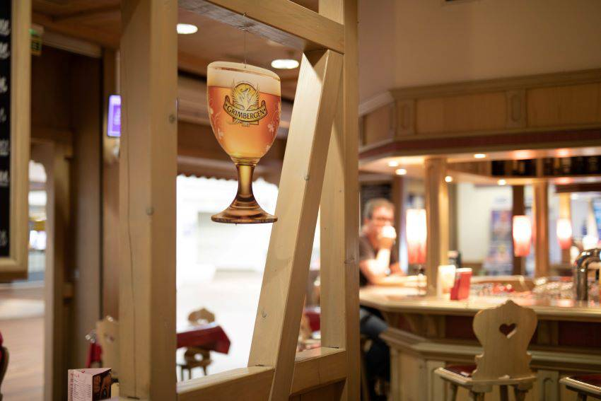 À La Schtouwa : brasserie conviviale et chaleureuse