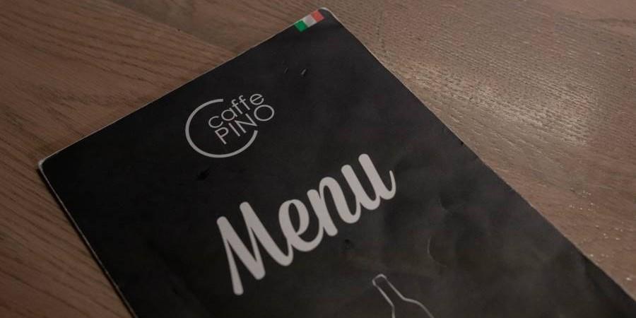 Caffé Pino : restauration spécialités italiennes