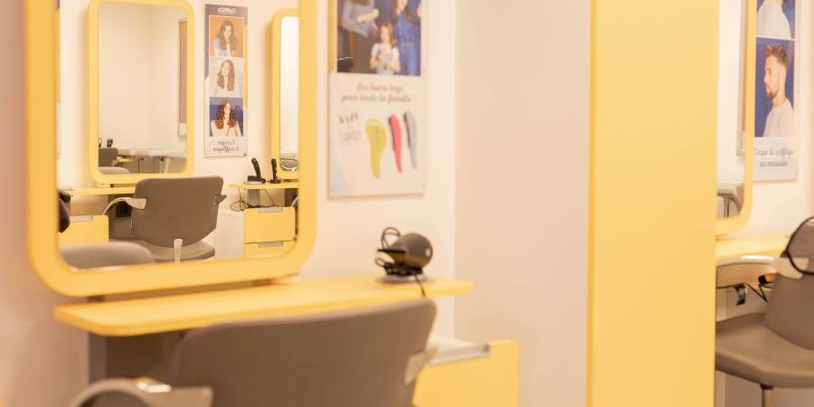 Coiff & Co : salon de coiffure