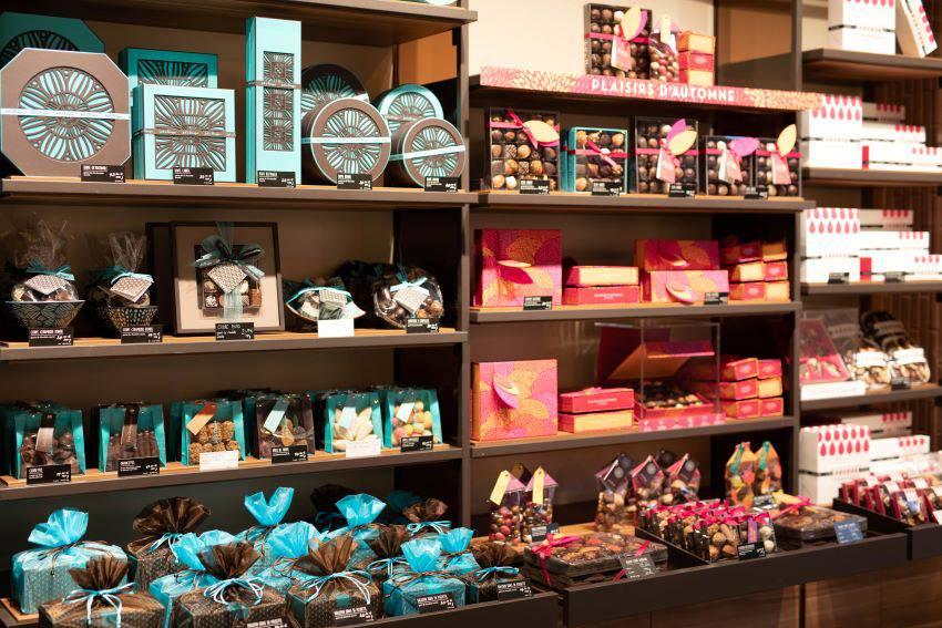 Jeff de Bruges : chocolats, confiseries