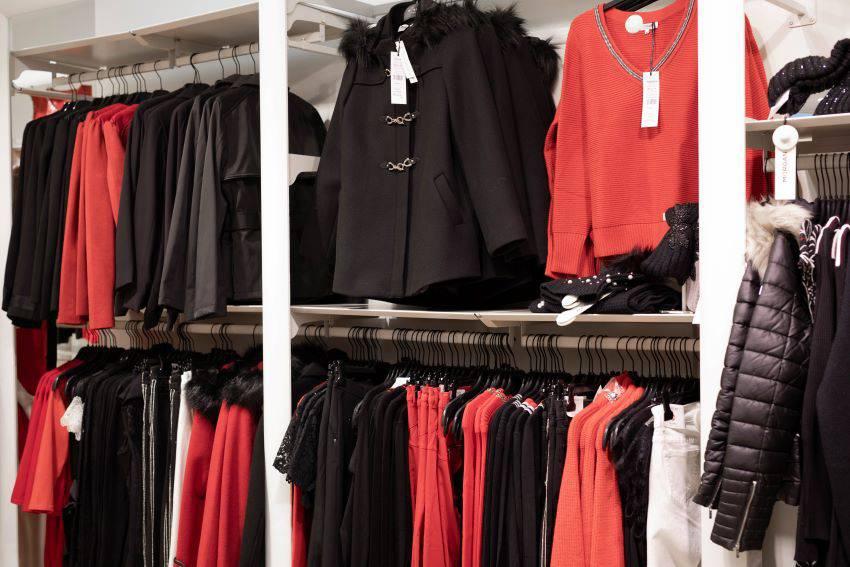 Morgan : vêtements femme