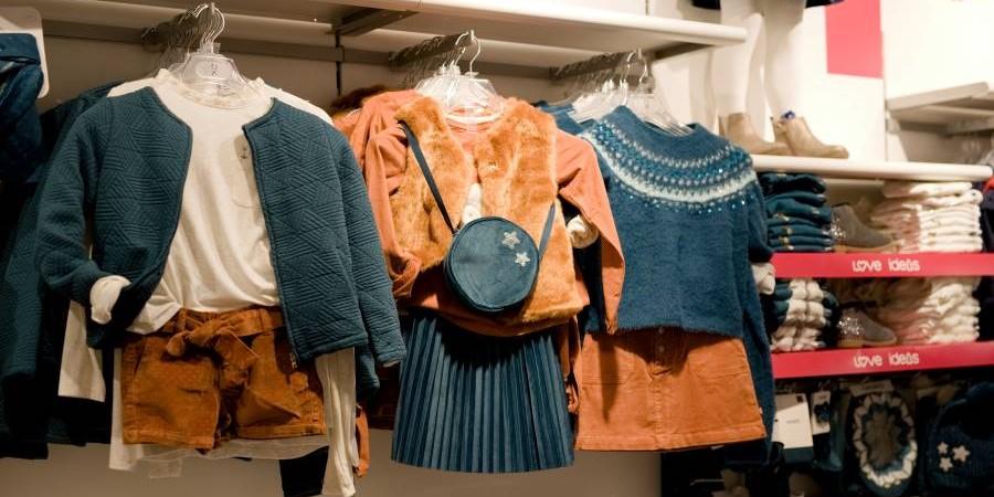 Okaïdi : collections créatives de vêtements pour enfants