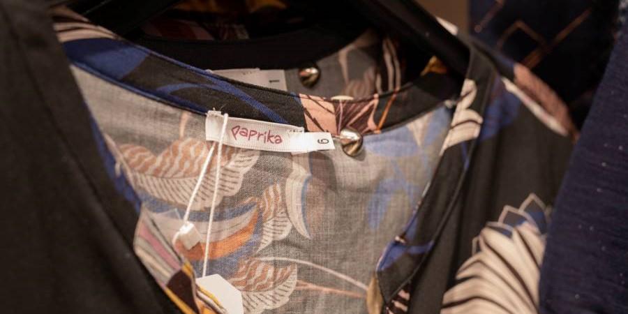 Paprika : vêtements grandes tailles pour femmes