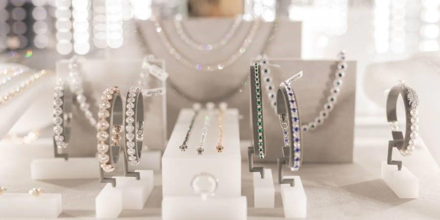Swarovski : bijoux pierres fines