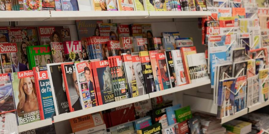 Press Shop : magazines, presse quotidienne, tabac, librairie