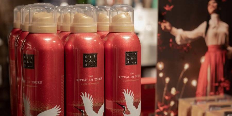 Rituals : produits de soins corps et cheveux