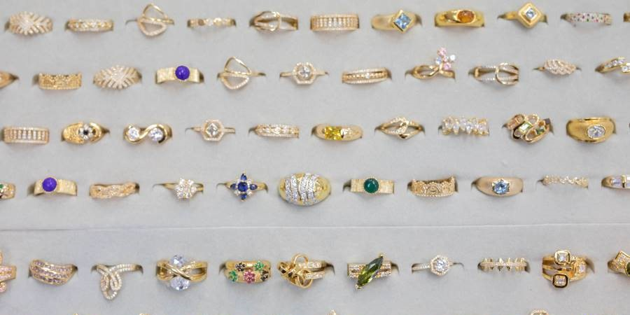 Vogue : bijoux