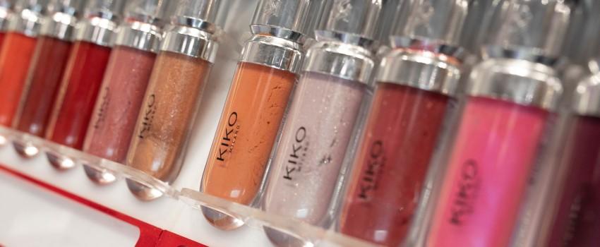 KIKO Maquillage yeux, visage, lèvres et soin de la peau