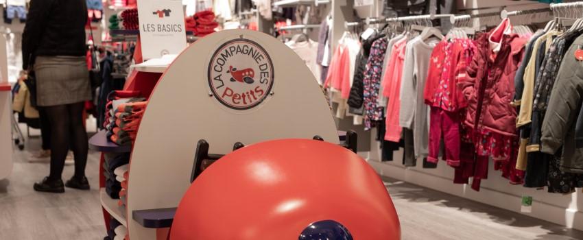 La Compagnie des Petits shop'in Witty : Vêtements pour enfants