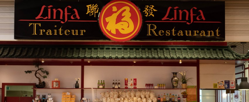 Linfa Shop'in Witty : traiteur restaurant chinois