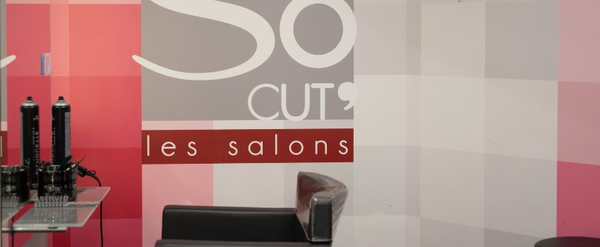 SO CUTE SALON DE COIFFURE - Shop'in Witty