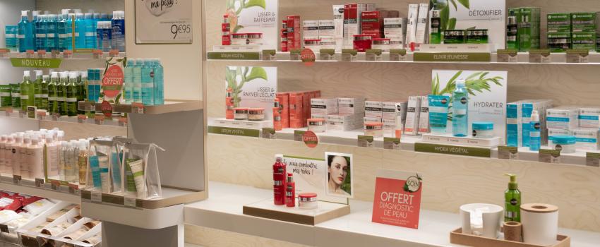 Yves Rocher Shop'in Witty - produits de beauté