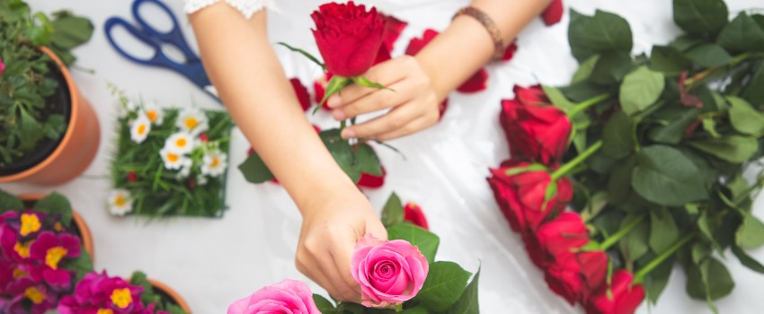 fleuriste shopping cora rocourt