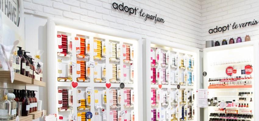 Adopt' by Réserve Naturelle : bijoux, les accessoires de mode, les parfums et le maquillage