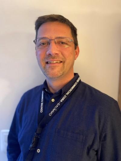 Alain Gerbeaux, Directeur du Shopping cora Châtelineau