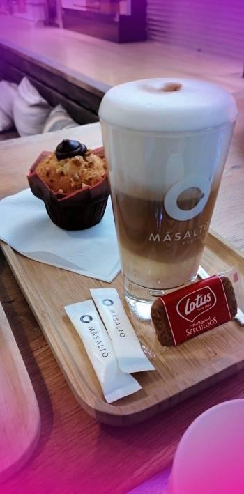 café shopping cora La Louvière