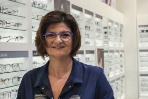 Corinne Benz GrandOptical Shop'in Mundo