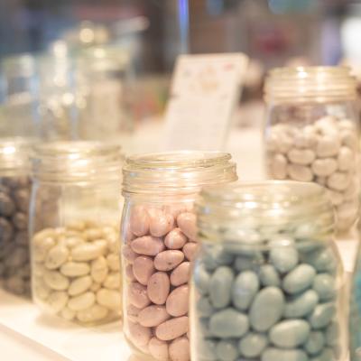 bonbons au chocolat : pralinés, ganaches, caramels…
