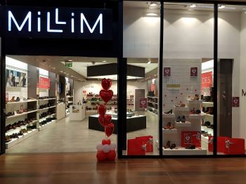 Millim Cambrai - magasin de chaussures
