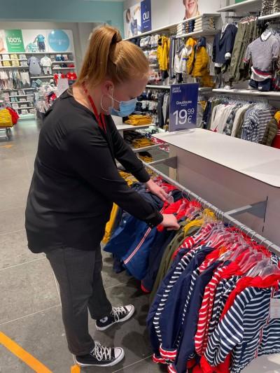 magasin vêtements enfants okaidi messancy