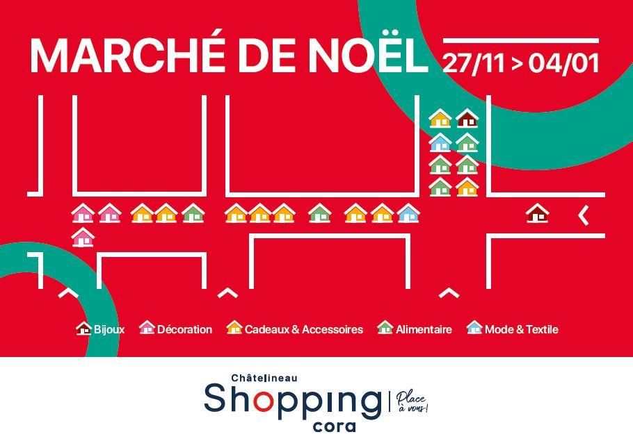 Marché de Noël Châtelineau