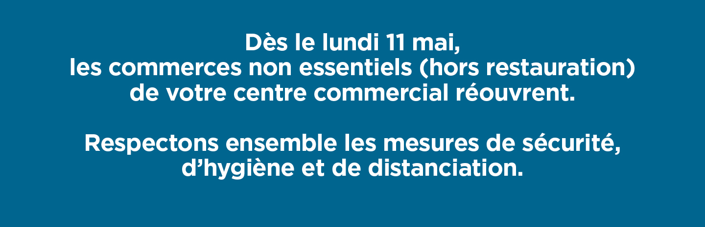Mesures déconfinement