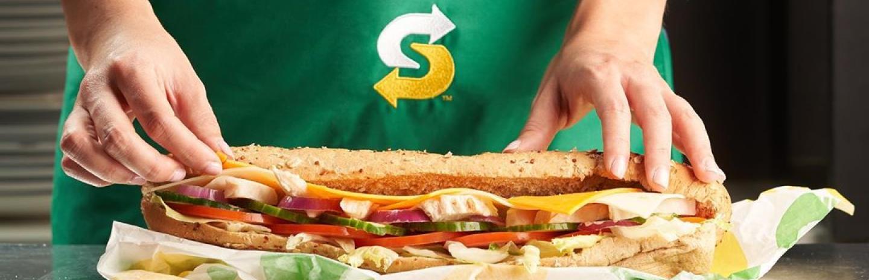 Subway ouvre un restaurant nouveau design dans votre centre commercial Cora !
