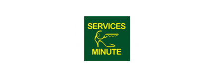 Services Minute