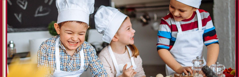 ateliers culinaires gratuits pour les petits gourmands