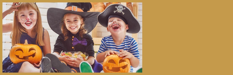 Ateliers Kids : Halloween
