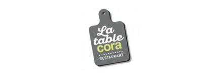 La table Cora