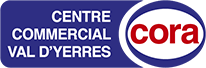 Centre commercial Cora Val d'Yerres