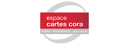 Cora Espace Carte