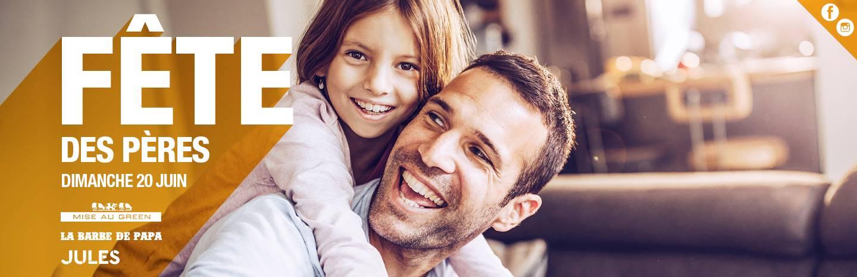 Fete des pères au shop'in Mundo