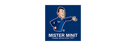 Chez MISTER MINIT vous êtes à la bonne adresse pour cordonnerie et reproduction de clés, gravure et articles à graver qualitatifs, cachets, imprimerie,