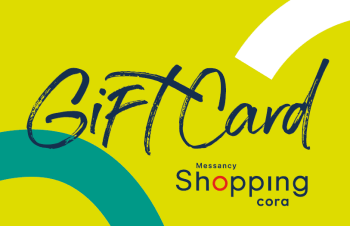Gift Card Shopping cora Messancy