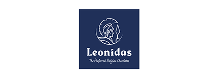 Leonidas, chocolatier au chopping cora Chatelineau