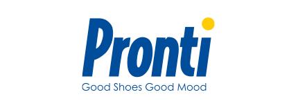 Pronti, grande surface spécialisée en chaussures