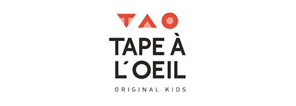 Tape à l'Oeil, la marque mode enfant barrée et raffinée qui révèle les talents !