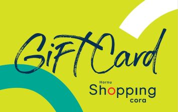 Gift Card Shopping cora Hornu