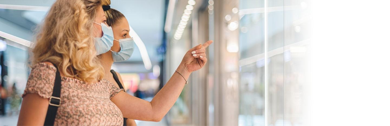 Vous pourrez faire votre shopping en couple ou entre copines, sans limite de temps